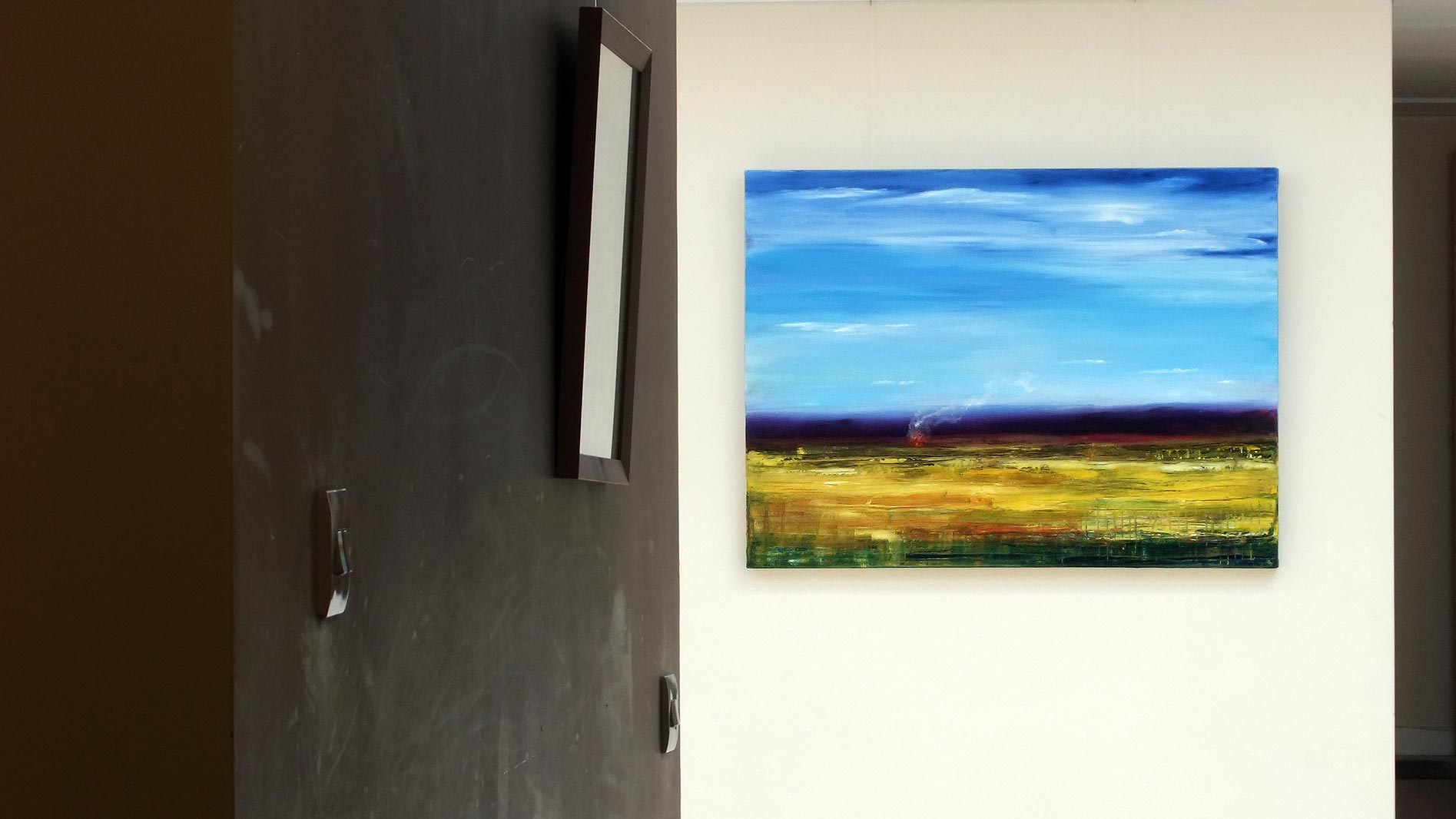 Distant Fire at Ripley Art Centre