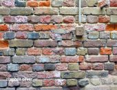 Switch on Brick Wall