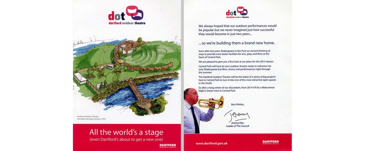Dartford Ooutdoor Theatre