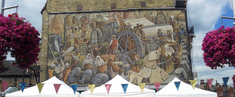 Dartford Mural