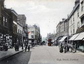 Dartford High St pre 1912