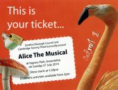 Alice the Ticket 2014