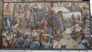 One Bell Mural