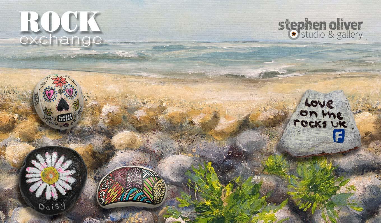 Rock Exchange Poster