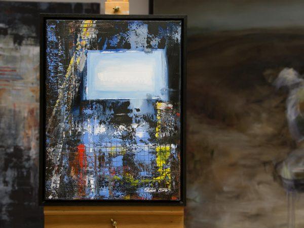 Aperture V (framed)