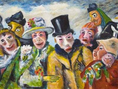 The Company of Masks