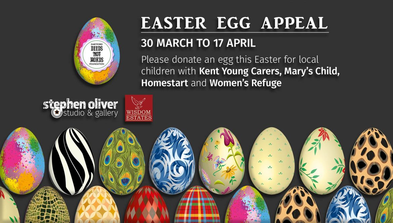 Easter Egg Appeal 2019