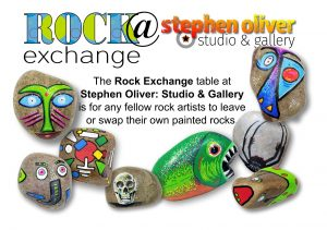 Rock Exchange Poster